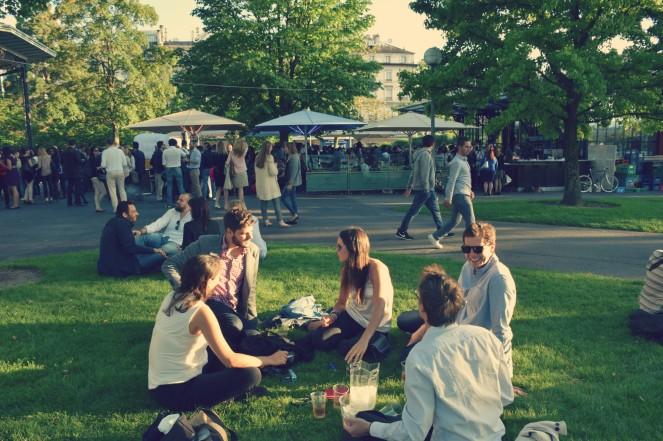 La Potinière - Afterwork à Genève
